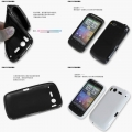 Solid TPU Case by JZZS HTC Desire S
