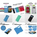 Benfeer View Case by JZZS  Oppo Find 5 Mini R827T