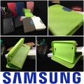 Stand Leather Case Samsung Galaxy Note N7000