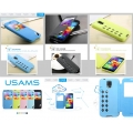 Usams Cloud Case Series Samsung Galaxy S5 i9600