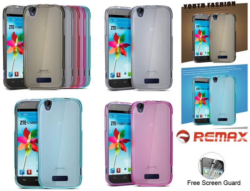 Remax Pudding Case Smartfren Andromax-V