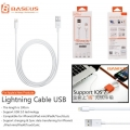 Baseus 8-Pin USB Data Charge Lightning Cable