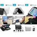 Rock Multiple Series Folio Bag Tablet and Smartphone - Max.8.0inch