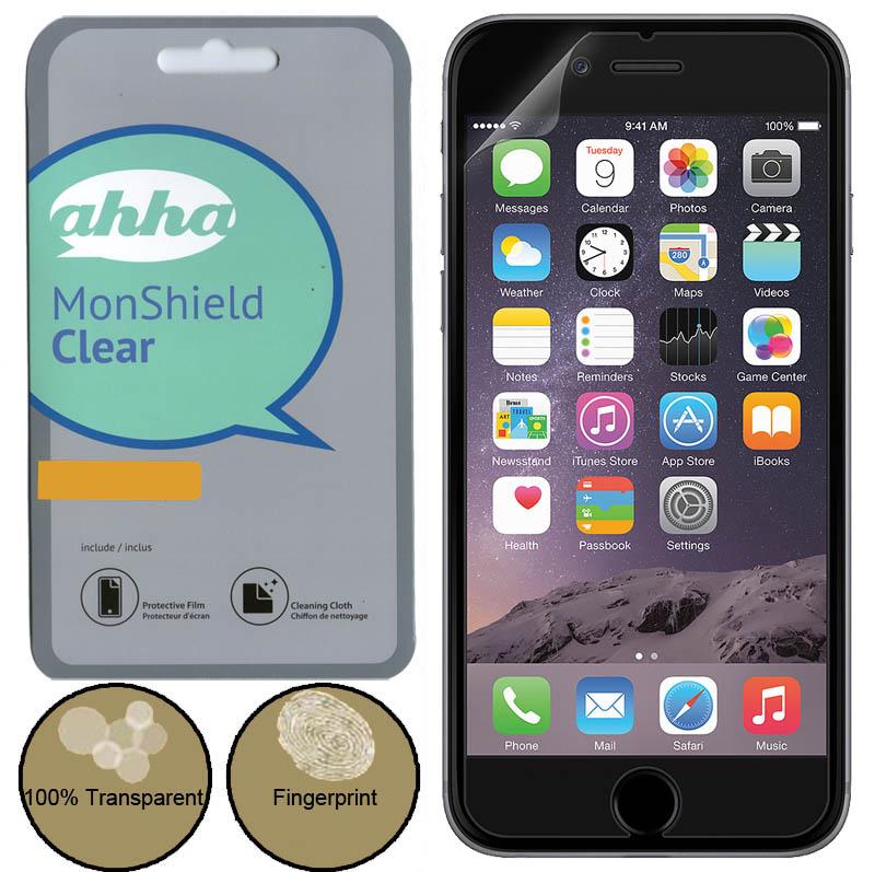 Ahha MonShield Clear iPhone 6 Plus - 6S Plus