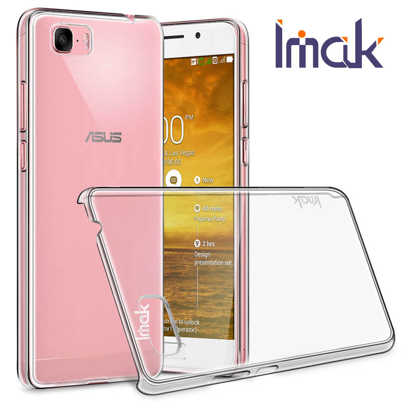 Imak Crystal Case 2nd Series Asus Zenfone 3s Max 5.2