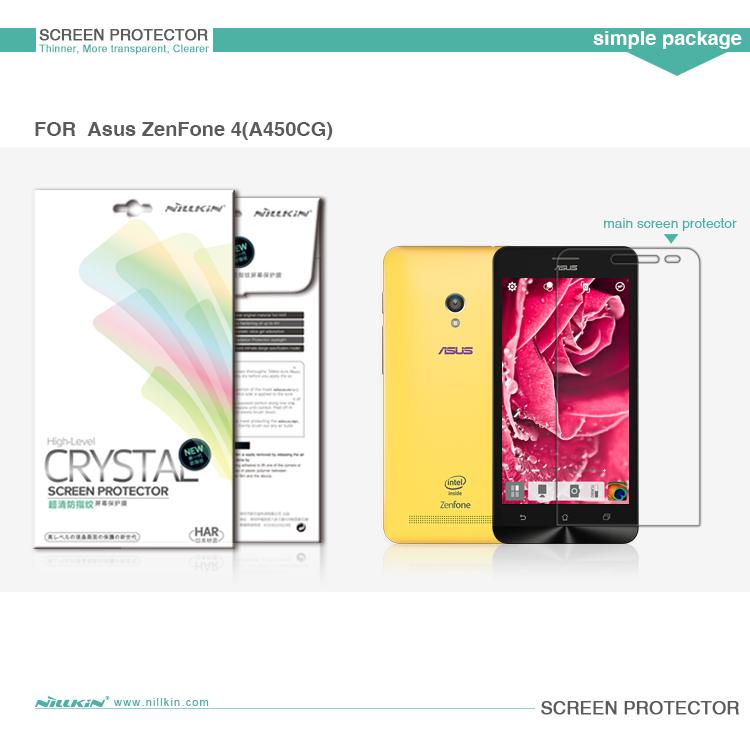 Nillkin Crystal Clear Asus Zenfone 4S