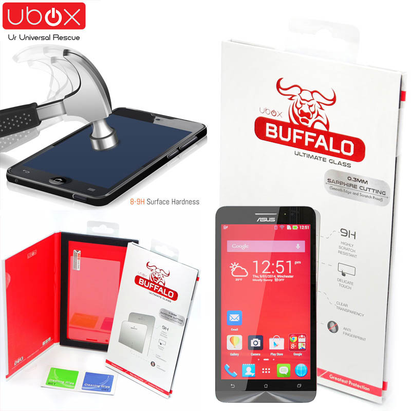 Ubox Buffalo Ultimate Glass Asus Zenfone 6