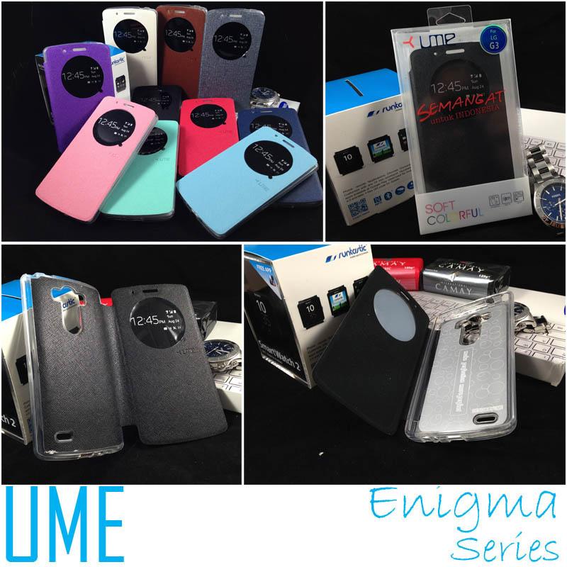 Ume Enigma View Case LG G3 D850