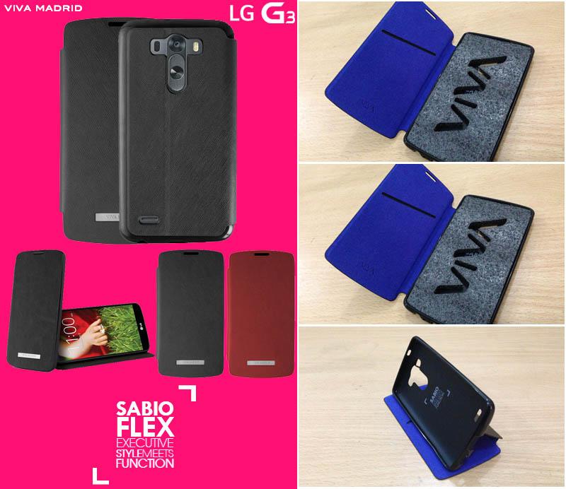 Viva Sabio Hexe Case LG G3 D850