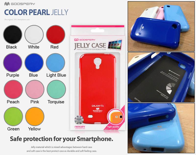 Mercury Pearl Jelly Case LG L40 - L40 Dual