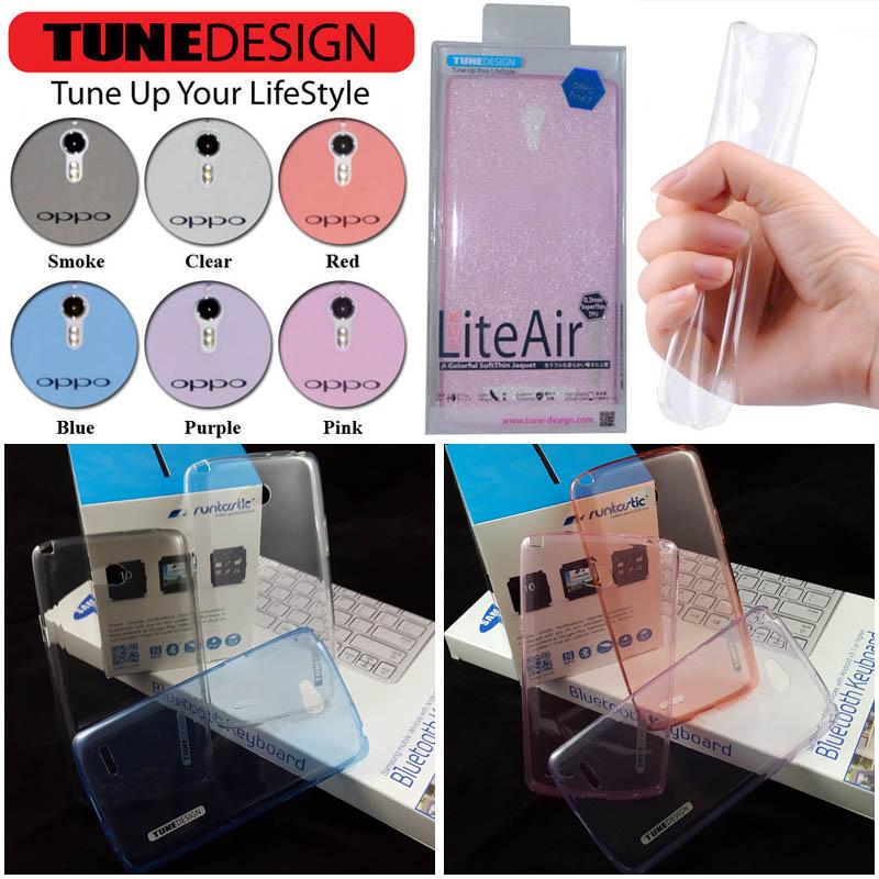 TuneDesign LiteAir 0.33mm Case LG L80 Dual D380