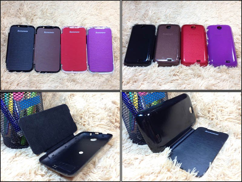 Flip Cover Case Lenovo A269i