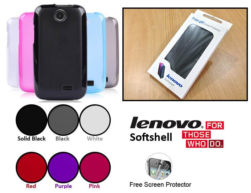Softshell Case Lenovo A269i