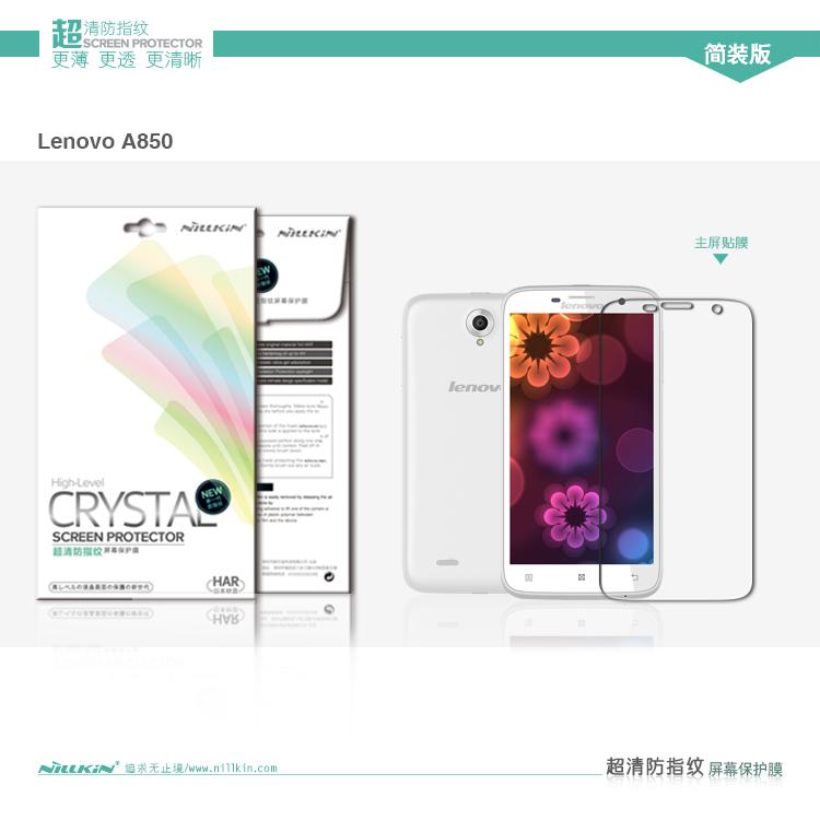 Nillkin Crystal Clear Lenovo A850