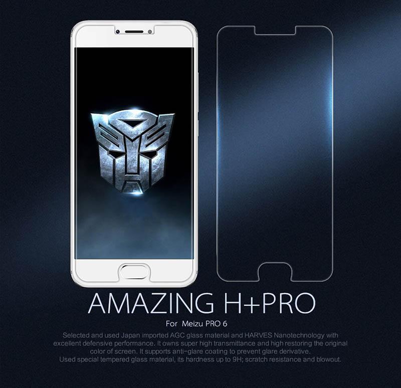 Nillkin Anti-Explosion H-Plus Pro Glass Meizu Pro 6