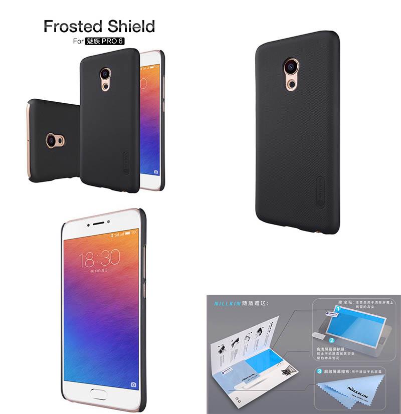 Nillkin Hard Case Meizu Pro 6