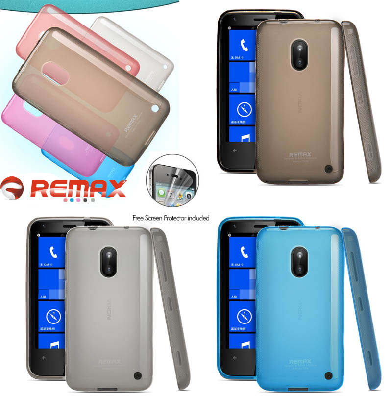 "Remax Pudding Case Nokia Lumia 620. """