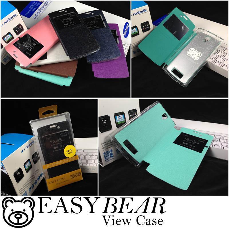 Easybear View Case Oppo Neo K R831K