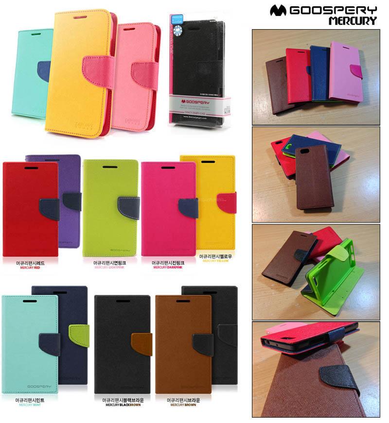 Mercury Fancy Diary Case Oppo R1 R829T