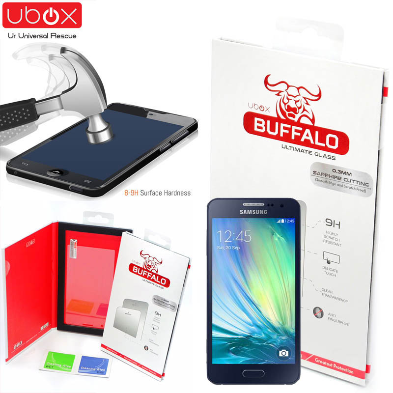 Ubox Buffalo Ultimate Glass Samsung Galaxy A3 a300