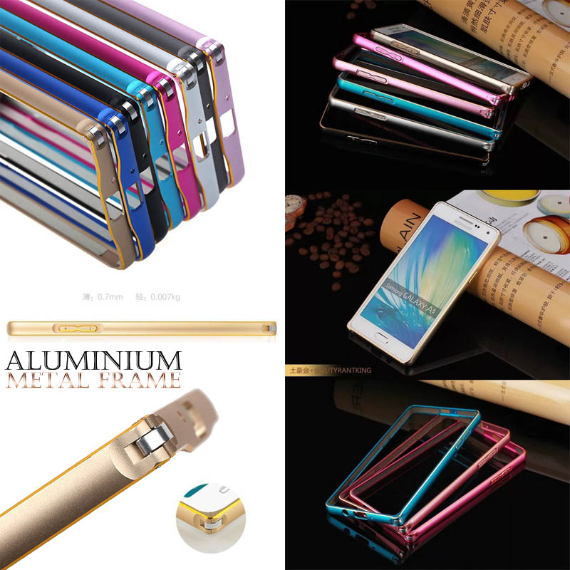 Slim Bumper Metal Case 0.7mm Samsung Galaxy A5 a500