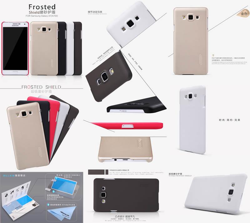 Nillkin Hard Case Samsung Galaxy A7 a700
