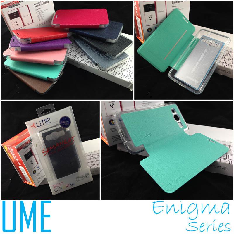 """Ume Enigma Folio Case Samsung Galaxy Core 2 - Core 2 Duos. """""""