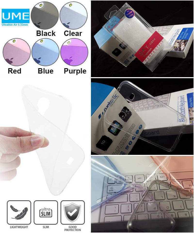 Ume Ultrathin Air Case 0.3mm Samsung Galaxy Core Prime G360