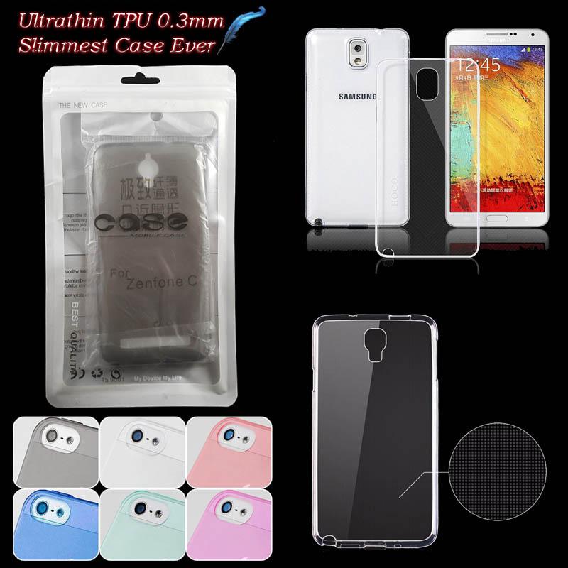 Ultrathin TPU Case 0.3mm Samsung Galaxy Note 3 N9000