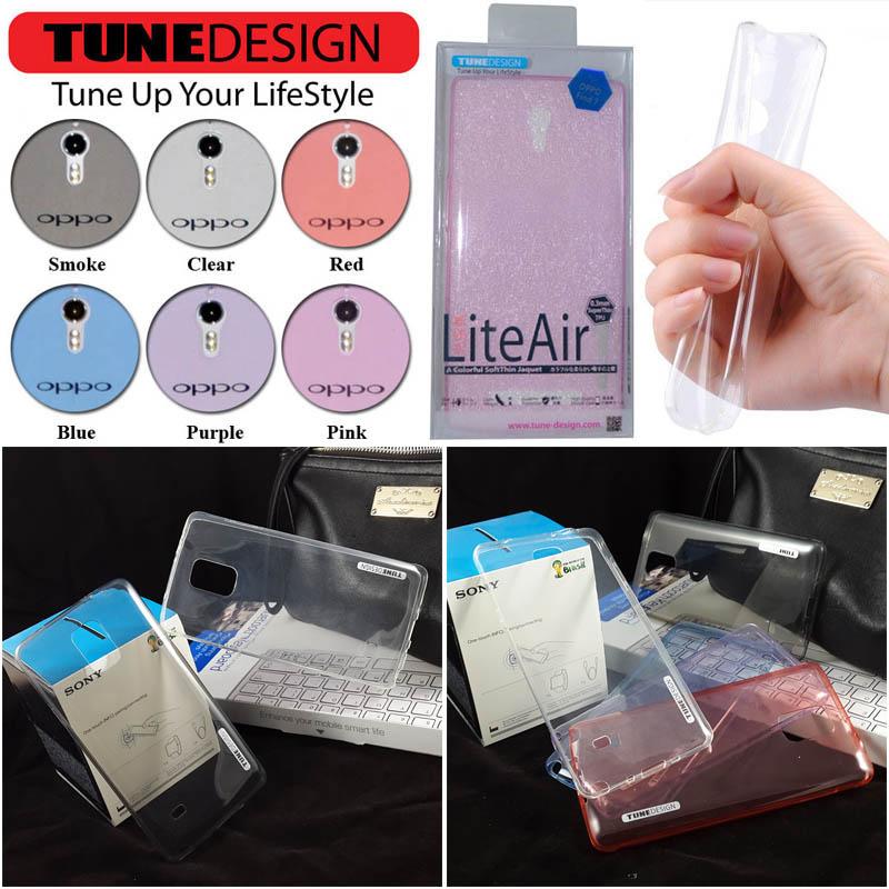 TuneDesign LiteAir 0.33mm Case Samsung Galaxy Note 4 N9100