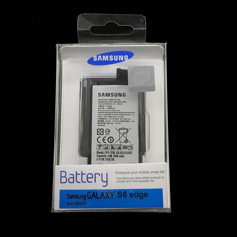 Official Battery 2600mAh Samsung Galaxy S6 Edge G925
