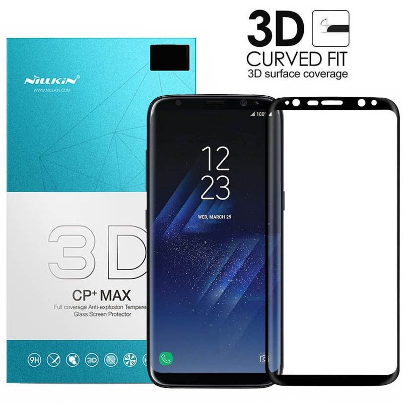 Nillkin CP Plus Max 3D Glass Samsung Galaxy S8