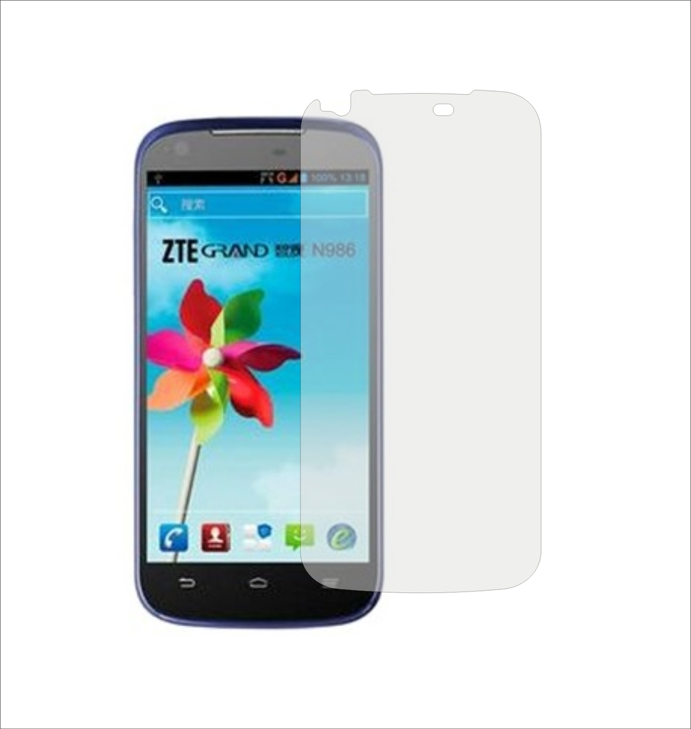 Screen Guard Clear Smartfren Andromax-V - Andromax-V2