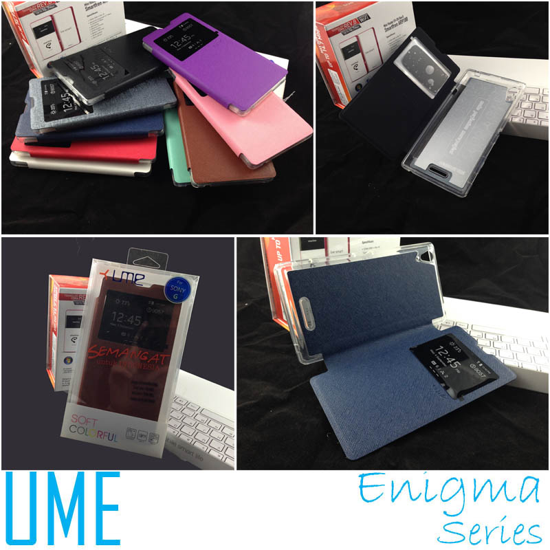 Ume Enigma View Case Sony Xperia T3 D5103