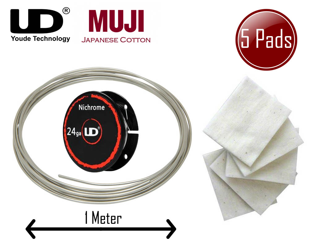 Logaypektay Gadget Accessories For Smartphone Norton Tempered Glass Sony Xperia T2 Ultra Dual D5322 Ud Nichrome Wire Vape 24ga 1m With Muji Organic Cotton 5 Pads