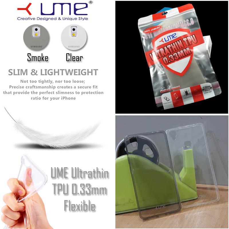 Ume Ultrathin Air Case 0.3mm Vivo V3