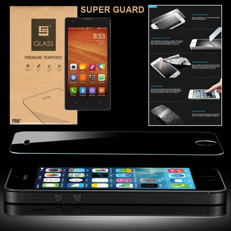 Super Guard Tempered Glass Xiaomi RedMi - RedMi 1S