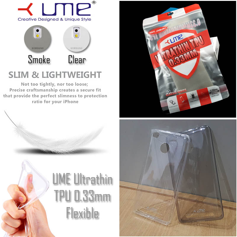 Ume Ultrathin Air Case 0.3mm Xiaomi RedMi 3X
