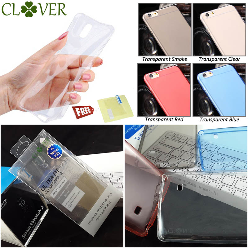 Clover TPU Case 0.33mm Xiaomi RedMi Note
