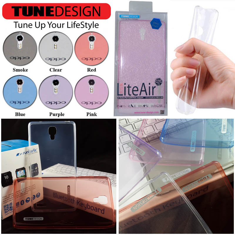 TuneDesign LiteAir 0.33mm Case Xiaomi RedMi Note